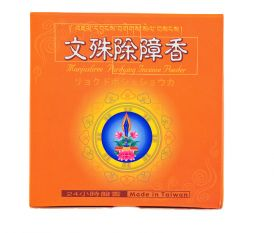 Manjushree 24hrs. coil incense