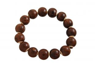 Saga Tree Wood Handmala 15mm