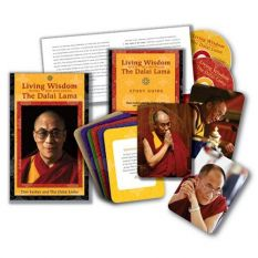 The Dalai Lama DVD CD & post card