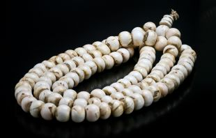 Antique Conch Shell 108 Mala