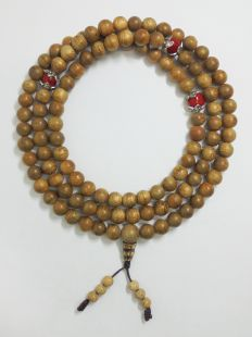 Aloeswood Mala 8mm 108beads
